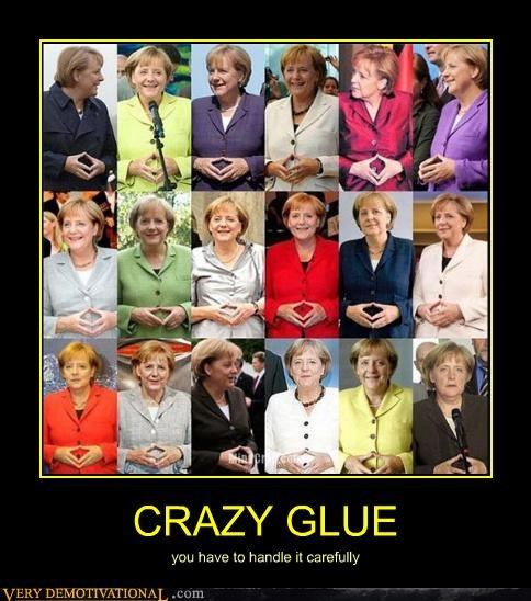 crazy glue hands hilarious stuck