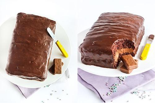 Kickass Cake,Tim Tam