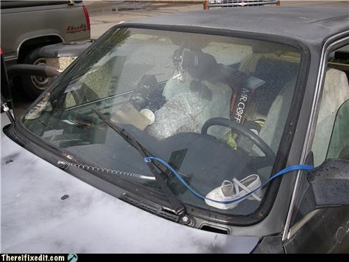 cars,clever,dangerous,dual use,spring,windshield wiper