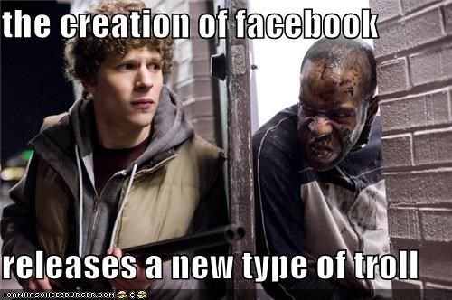 actor,celeb,funny,jesse eisenberg,Zombieland