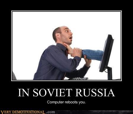 computer reboot Soviet Russia Terrifying - 4701917952