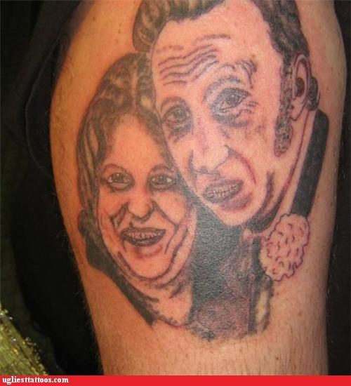 bad people tattoos funny - 4702029568