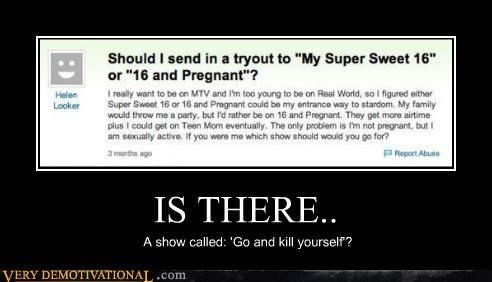 idiots kids show TV wtf - 4702203648