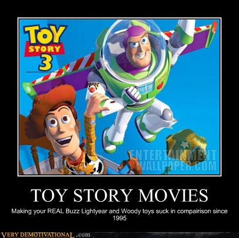 IRL Movie Sad toy story - 4703617536