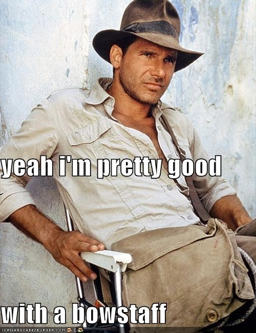 actor celeb funny Harrison Ford Indiana Jones - 4703708416