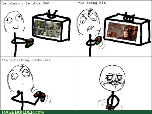 * controller le me gusta Rage Comics xbox - 4703764224