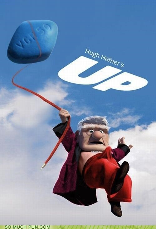 disney double meaning film hugh hefner innuendo move pixar poster up viagra - 4703773696