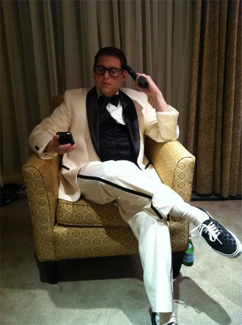 21 Jump Street Crash-Dieting Celeb jonah hill Twitpic - 4703922944