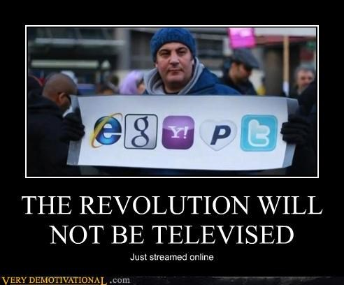 online revolution streaming television - 4704895232