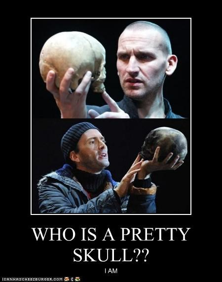 WHO IS A PRETTY SKULL?? I AM