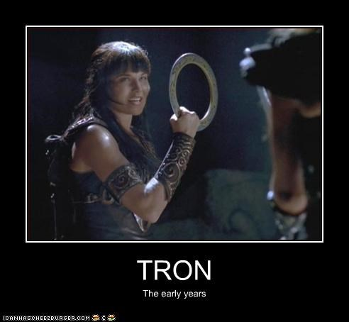 actor celeb demotivational funny Lucy Lawless