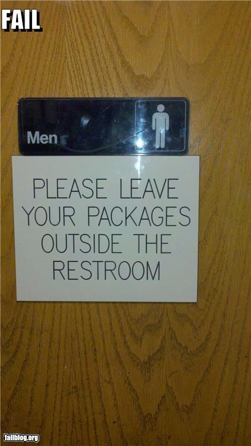 bathroom failboat innuendo signs - 4706789888