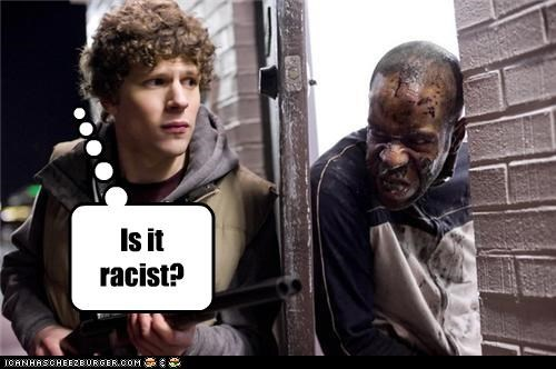 Is it racist?