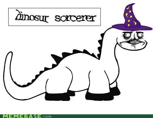 captcha,dinosaur,me gusta,sorcerer,wizard