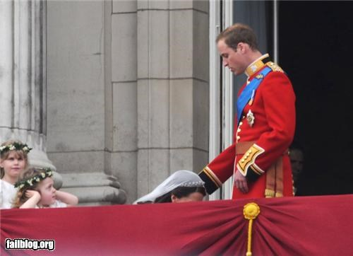 embarrassing failboat innuendo oh England oops photo oppertunities the royal wedding - 4707009792