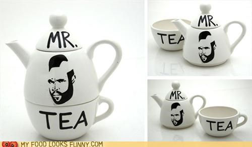 cup mr t tea teacup teapot - 4707111680