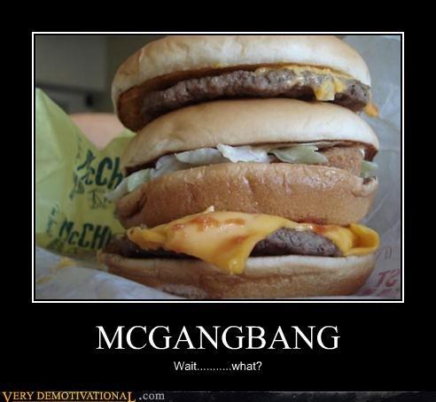 gangbang hilarious McDonald's wtf - 4707118592