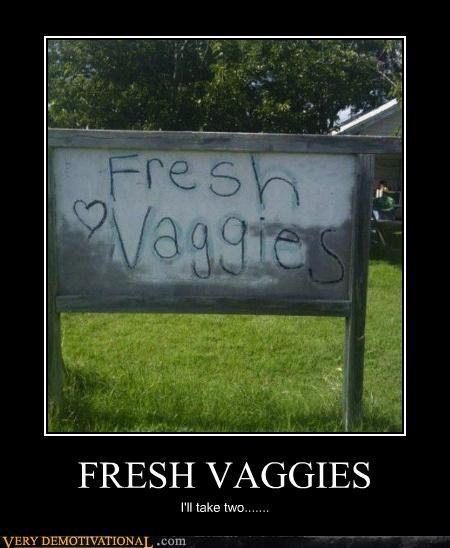 engrish hilarious sign vaggies wtf - 4707127552