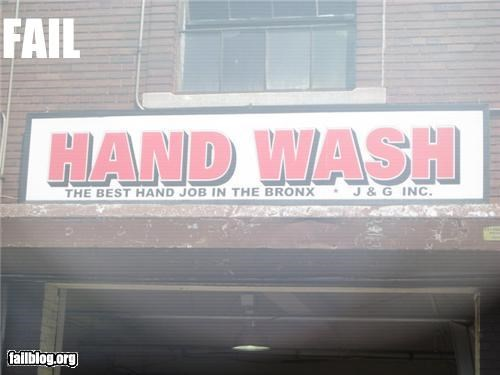 business,car wash,failboat,innuendo,signs,slogan