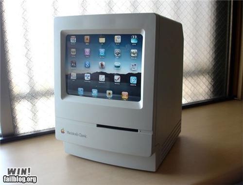 apple ipad modification nerdgasm old school - 4707184128