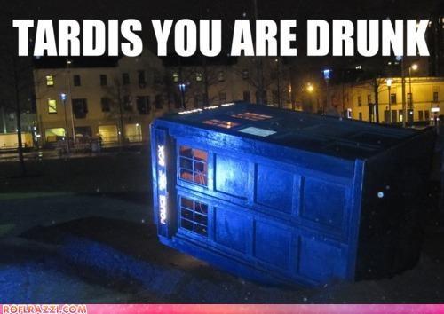 doctor who funny Hall of Fame sci fi tardis - 4707642624