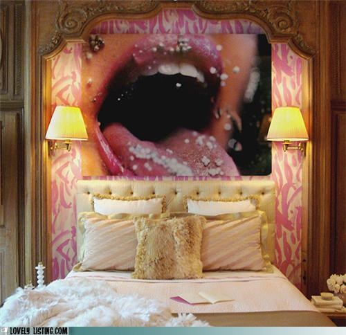 bed decor hotel mouth sprinkles - 4708133888