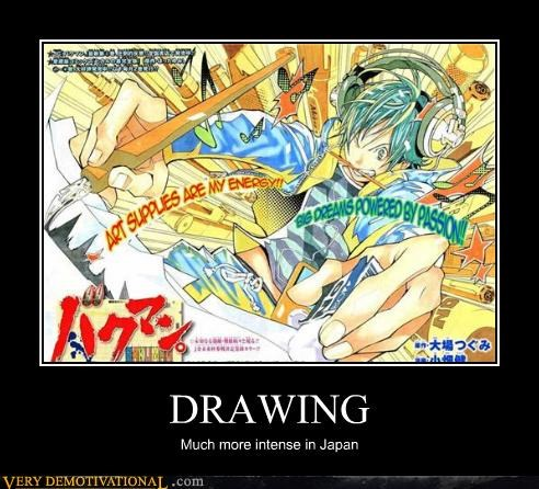 awesome drawing Japan - 4708618752