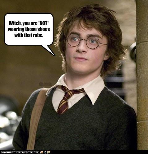 actor celeb Daniel Radcliffe funny Harry Potter sci fi - 4709154560