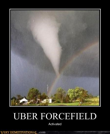 forcefield rainbow uber - 4709433344