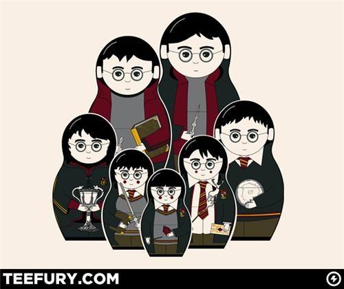 Harry Potter merch tee fury tee shirt teo zed tshirt T.Shirt - 4709895680