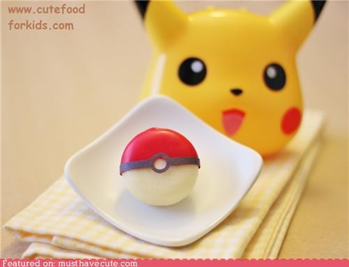 cheese babybel epicute pokeball Pokeman