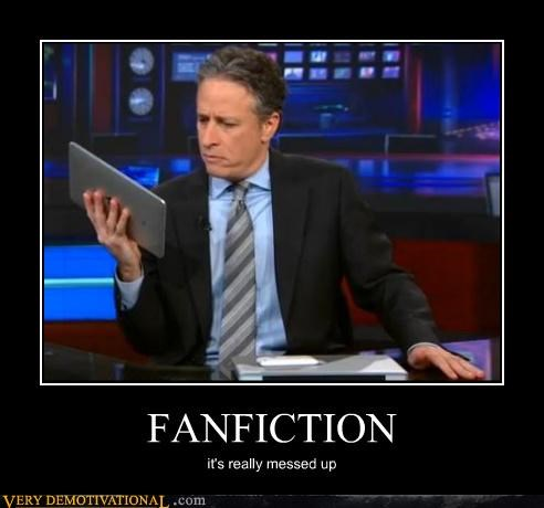 fanfiction,gross,jon stewart