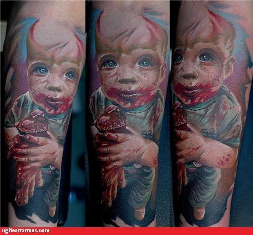 bloodnguts kids portraits - 4711152640
