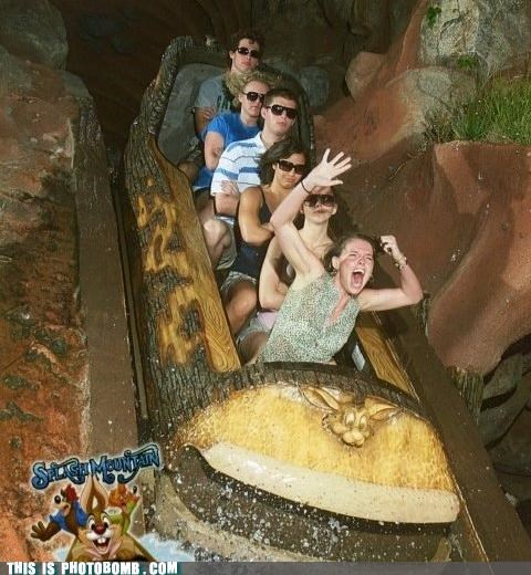awesome disney queen roller coaster rollercoaster splash mountain - 4712951296