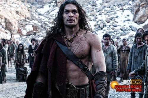 conan,Conan the Barbarian,Jason Momoa,movies,photos,stills