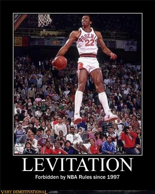 basketball levitation nba wtf