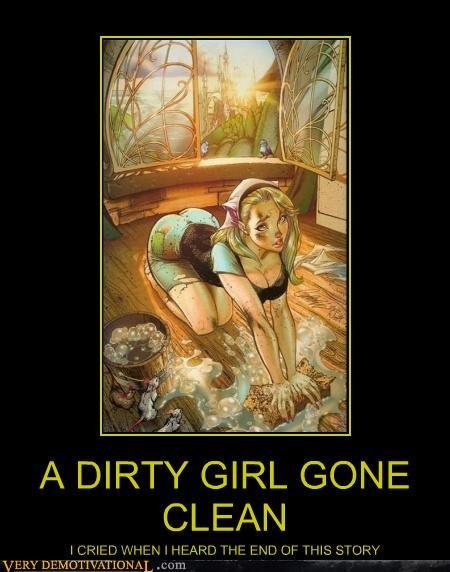 cinderella cried dirty Sexy Ladies - 4714841088