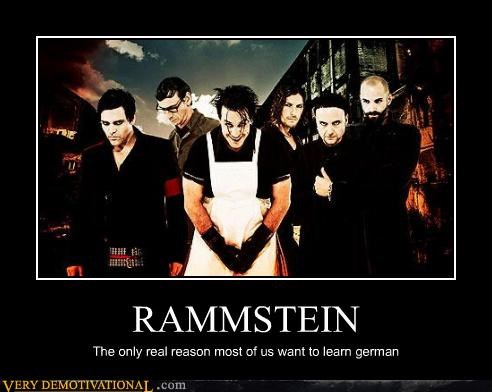 awesome german language rammstein - 4715000832