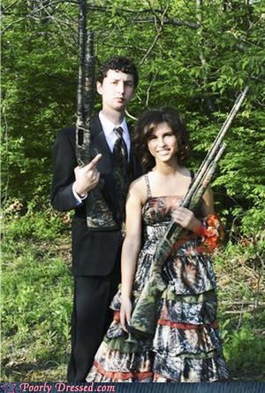 accessories camo guns prom - 4715152640