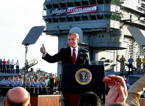 mission accomplished Osama Bin Laden This Day In History - 4715377408