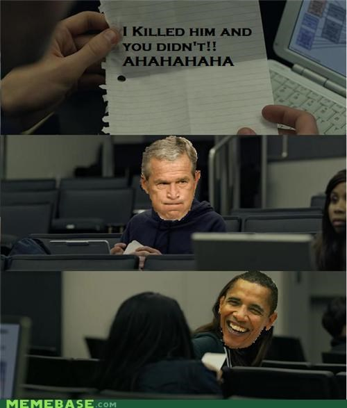 bush,obama,osama,terrorism,zuckerberg