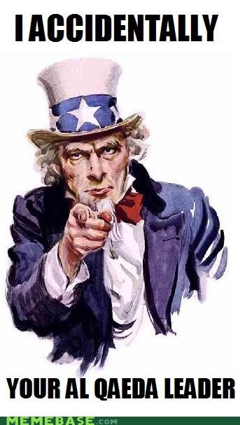 accidentally Memes Uncle Sam - 4715691520