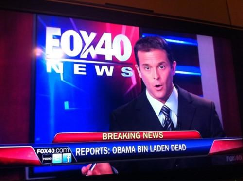 fox news Osama Bin Laden Terrible Typo
