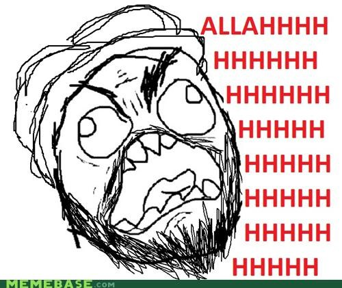 Death faces FFFUUUU osama rage Rage Comics - 4716016128
