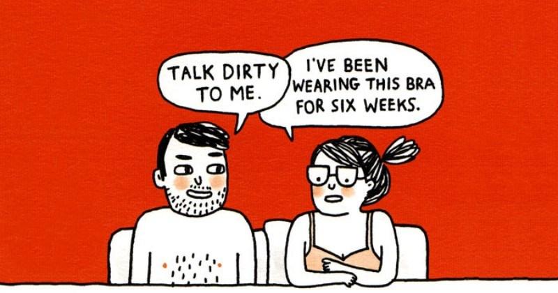 bra problems women web comics - 4716037
