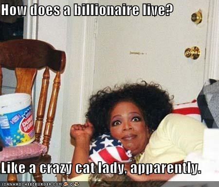 celeb funny oprah TV