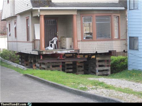 construction dangerous foundation holding it up jenga - 4716772096