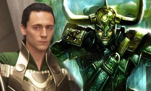 jaimie alexander loki marvel movies sif superheroes The Avengers Thor tom hiddleston - 4717266688