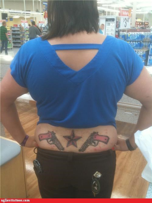 tramp stamps weaponry - 4717422336