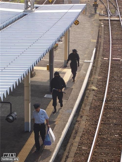 ninjas sneaking transportation - 4717521408